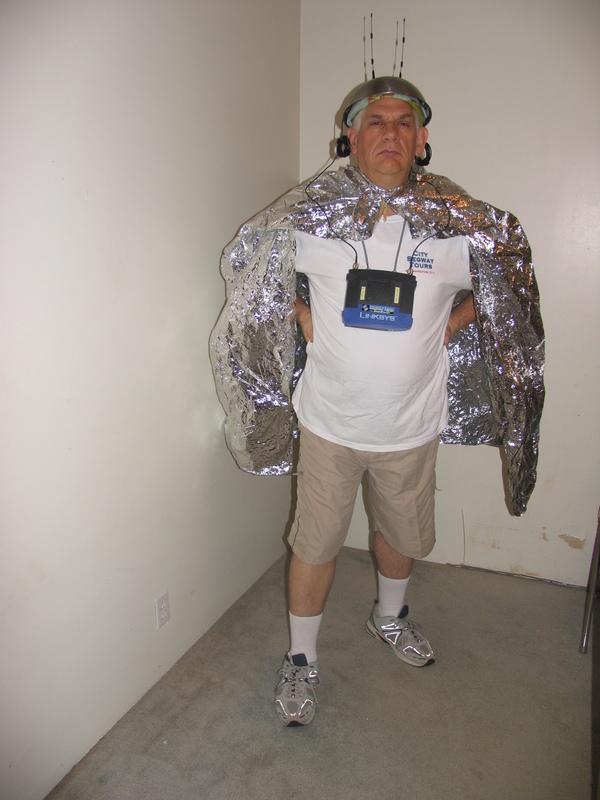 Wireless Man Halloween 2007